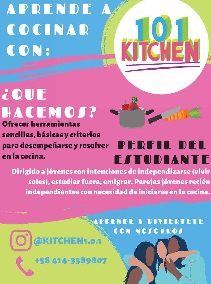 Mensaje 03 kitchen101