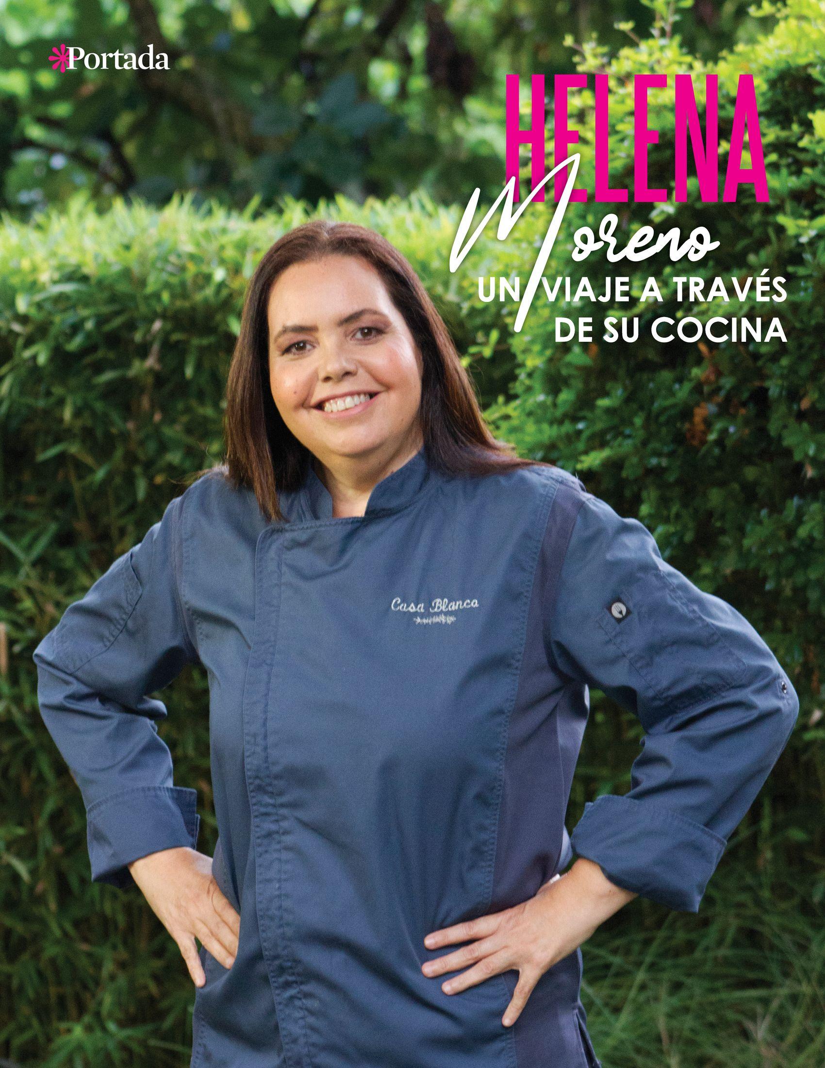 16-REV Entrevista: Erika Paz -  Helena Moreno: un viaje a través de su cocina