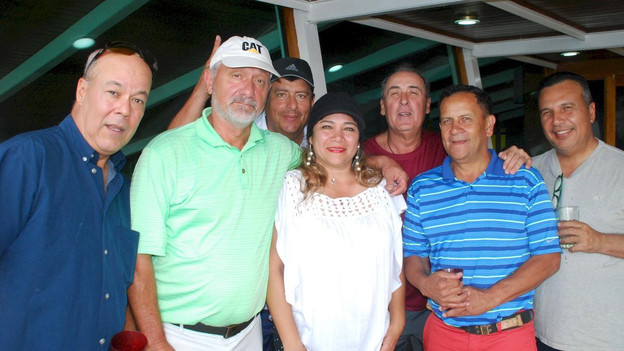 Rodolfo Pacheco se impuso en el Senior del Junko