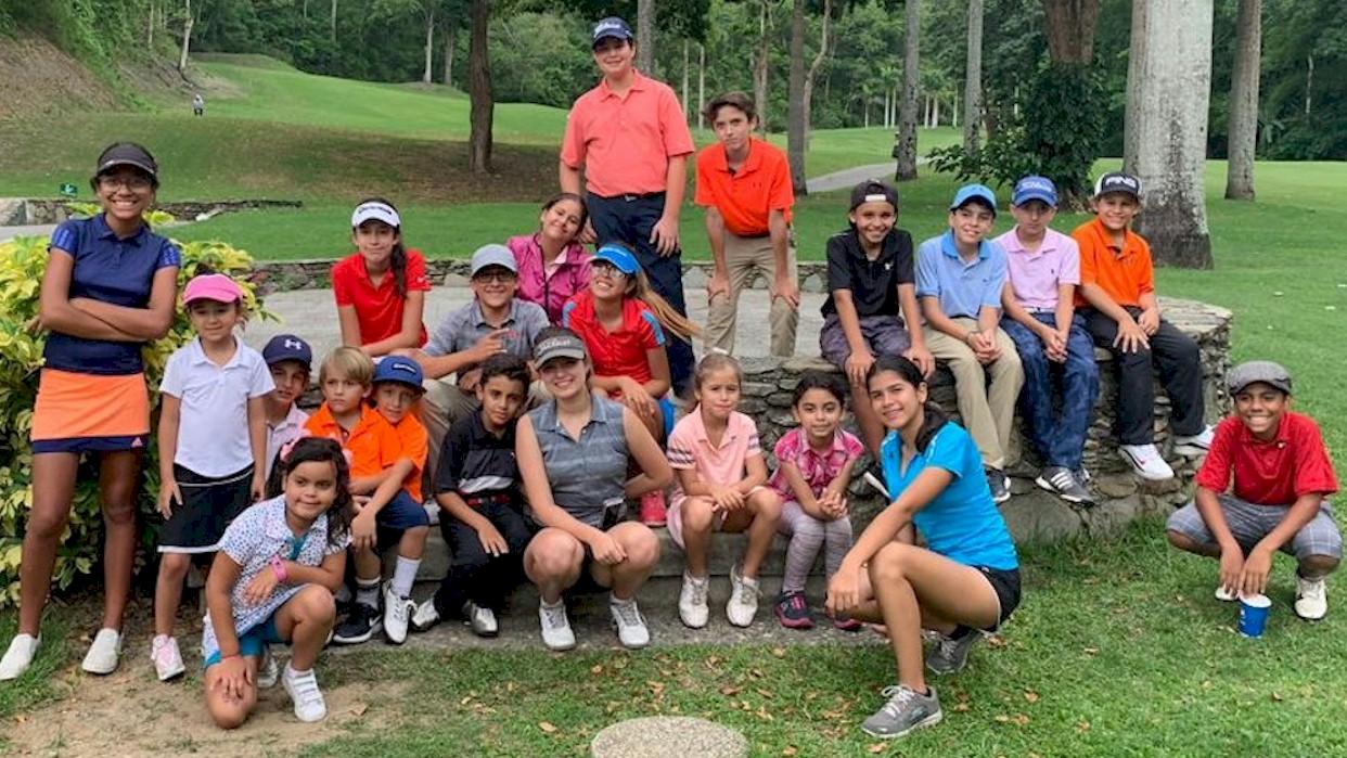 Ranking de menores en el Izcaragua
