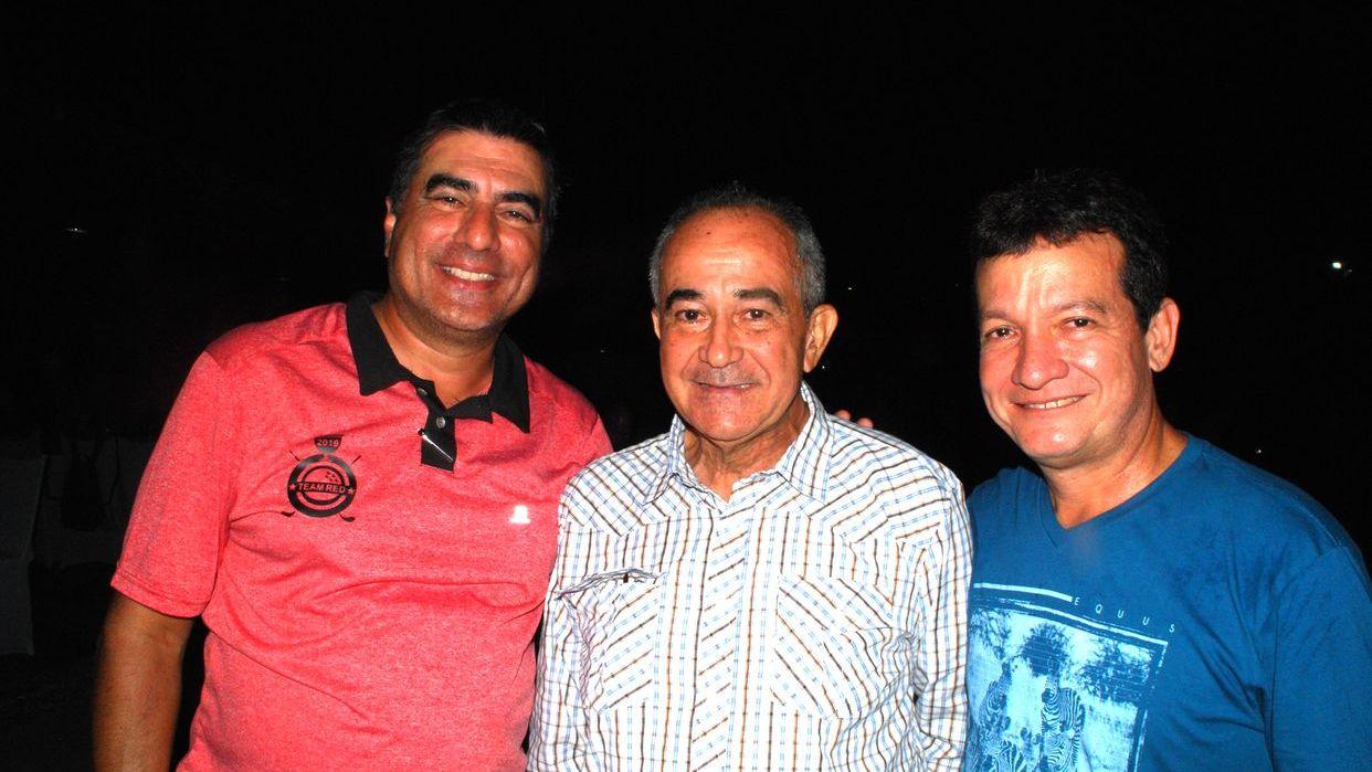 Carlos Bravo Barreto Gerente del Guataparo Country Club