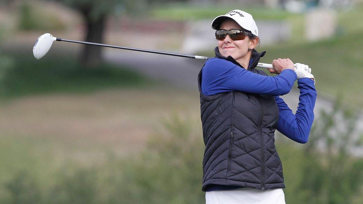 Isabella Giménez Vega destaca en el golf mexicano