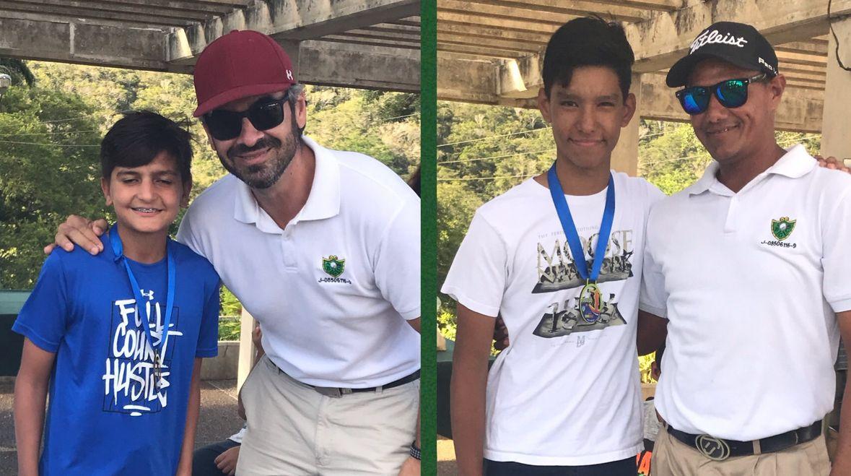 Tour de menores en el Barquisimeto Golf Club