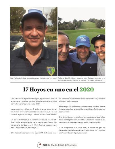 30-REV Hoyos en uno en 2020